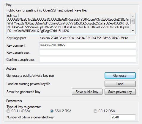 How to upload an SSH key via the DreamCompute dashboard – DreamHost